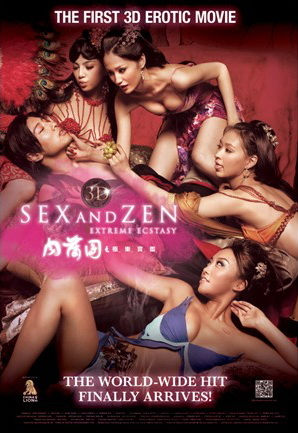Sex and Zen 3D