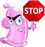 Mr. Pink's Condom