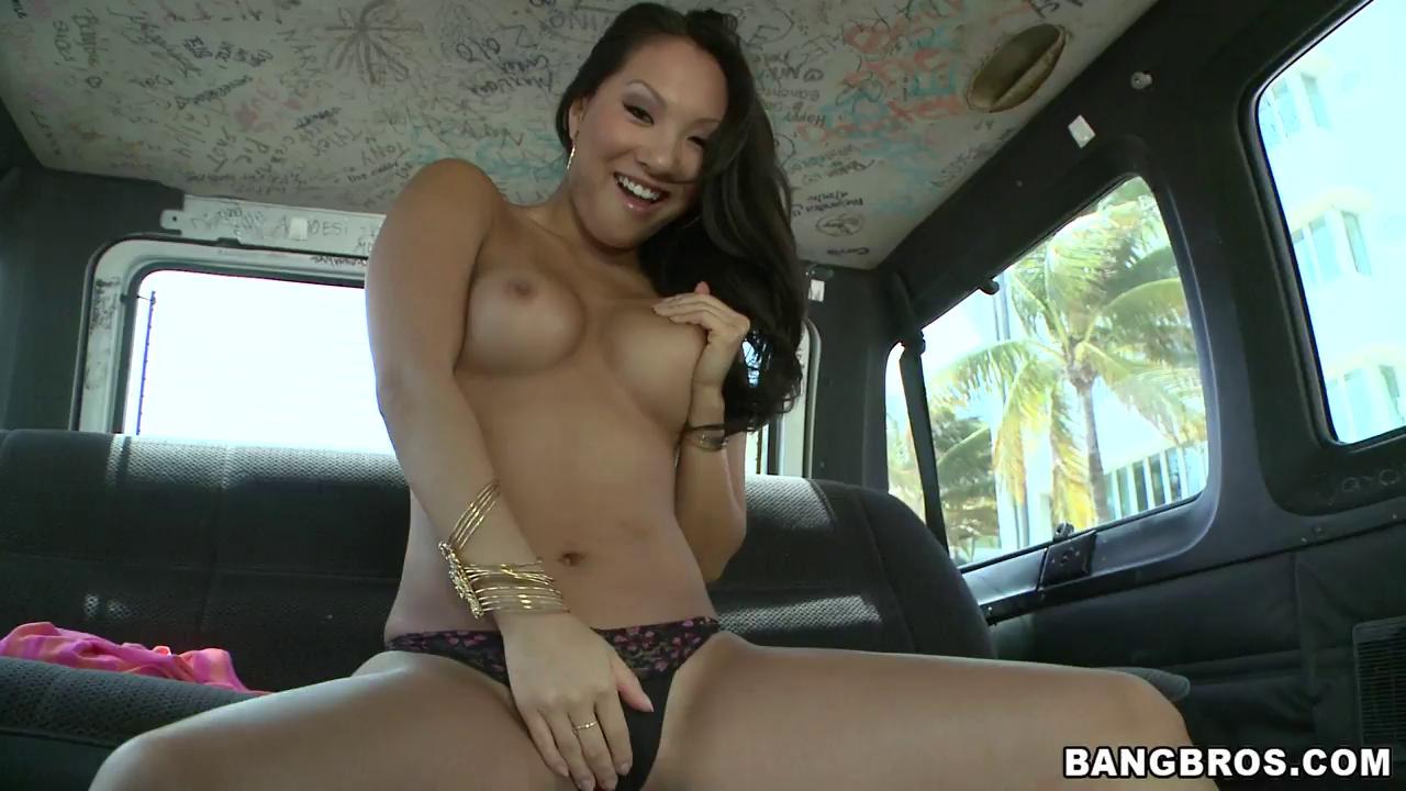 Asa Akira Bang Bus