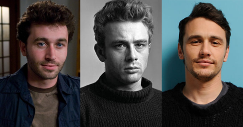 James Deen, James Dean, James Franco