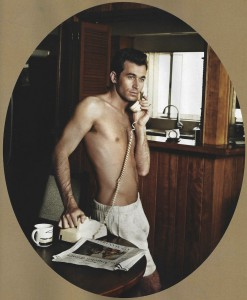 James Deen UK GQ