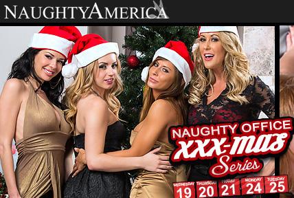Naughty America XXX-Mas