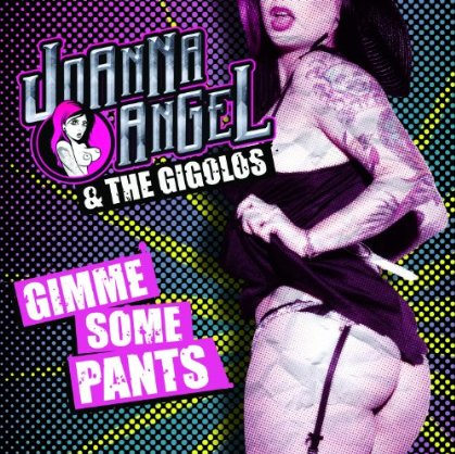 Joanna Angel & The Gigolos