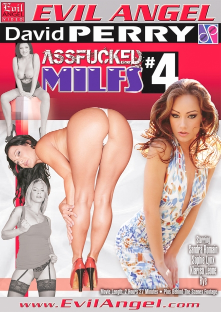 Assfucked MILFs