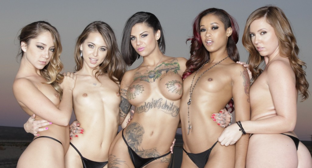 Elegant Angel's Performers of the Year 2014
