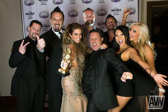 avn award winners 2012