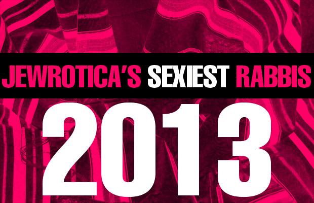 Jewrotica's Sexiest Rabbis