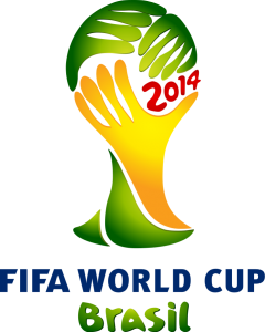 FIFA World Cup 2014 logo