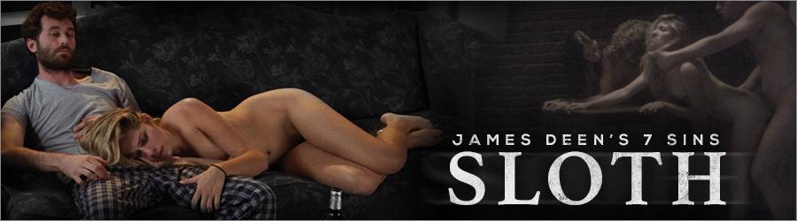 James Deen sloth