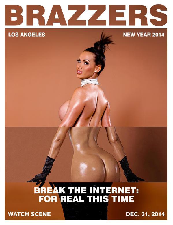 Kendra Lust and Nikki Benz parody Kim Kardashian