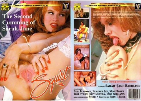 Sarah Jane Hamilton - Squirt
