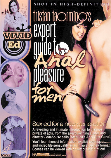 Tristan Taormino's Guide to Anal Pleasure for Men