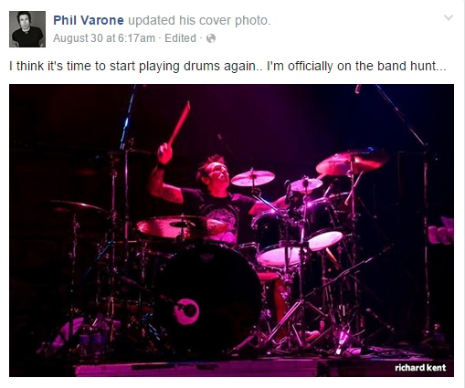 Phil Varone Twitter