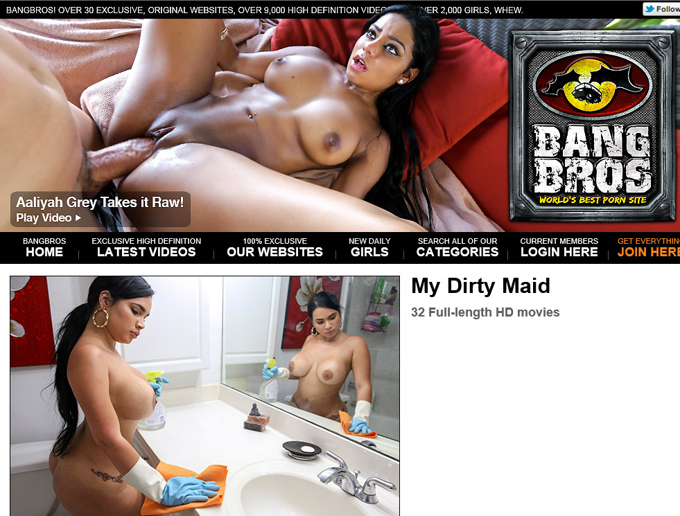 Bang Bros - My Dirty Maid
