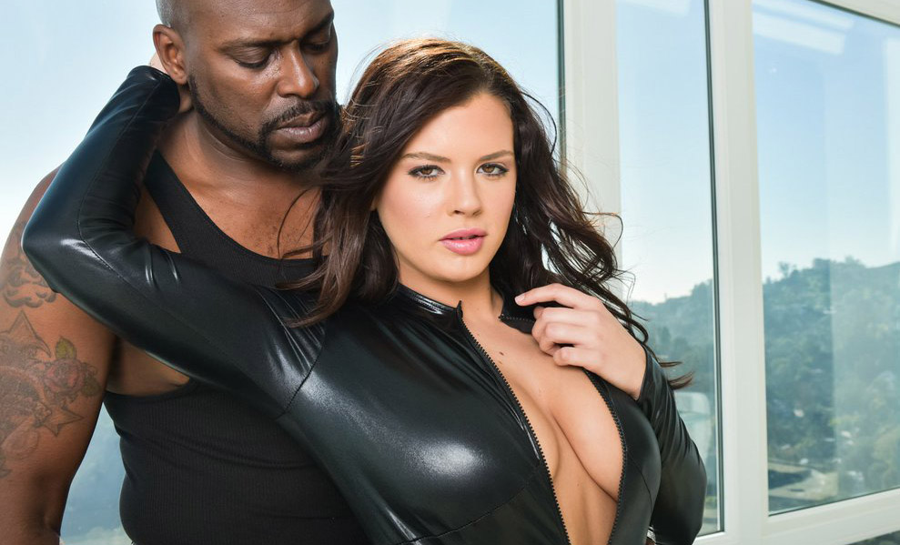 DarkX Keisha Grey Interracial