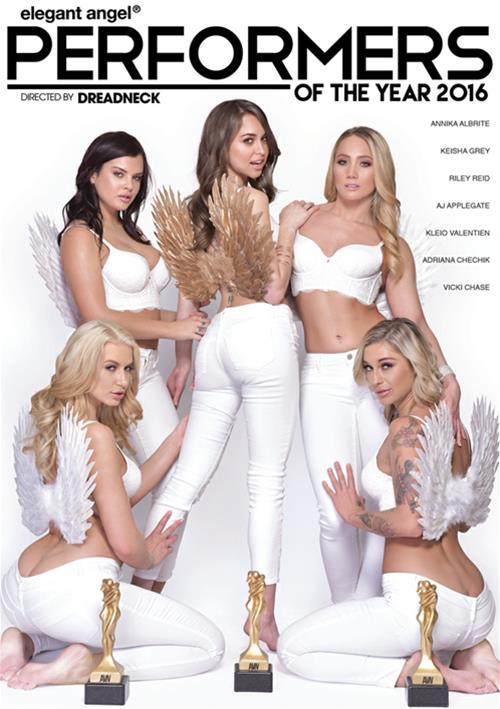 Elegant Angel - Performers of the Year 2016