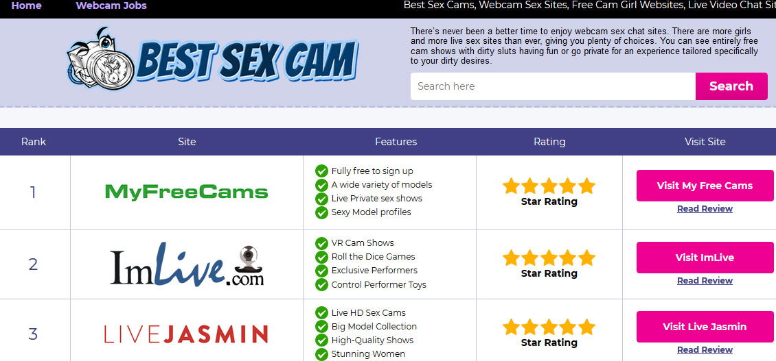 Best Sex Cam