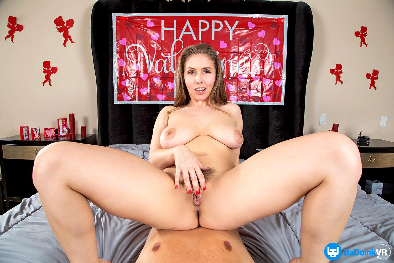 BaDoink VR - Valentine's Day porn